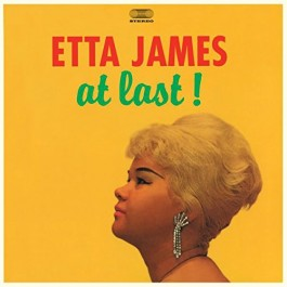 Etta James At Last Limited Colored 180Gr LP
