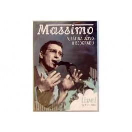 Massimo Vještina Uživo U Beogradu DVD