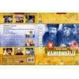 Movie Kamiondžije Ii Ciklus 1-3 DVD
