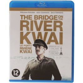 David Lean Bridge On The River Kwai BLU-RAY