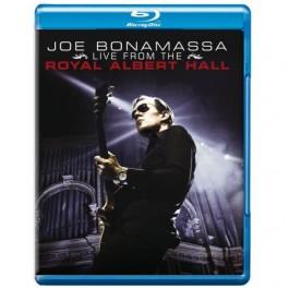 Joe Bonamassa Live From The Royal Albert Hall BLU-RAY