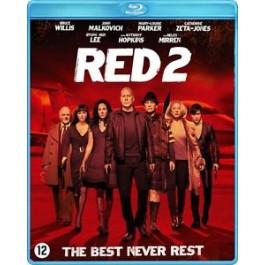 Dean Parisot Red 2 Steelbook BLU-RAY