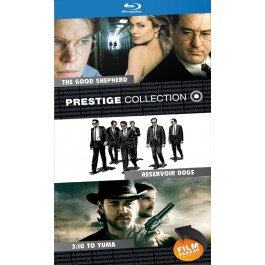 Movie Prestige Collection Good Shepherd, Reservoir Dogs, 310 To Yuma BLU-RAY