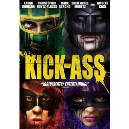 Matthew Vaughn Kick-Ass DVD