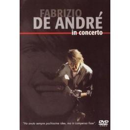 Fabrizio De Andre In Concerti KNJIGA