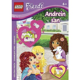 Lego Friends Andrein San VJEŽBENICA