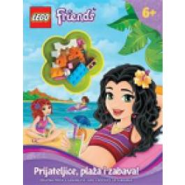 Lego Friends Prijateljice, Plaža I Zabava VJEŽBENICA