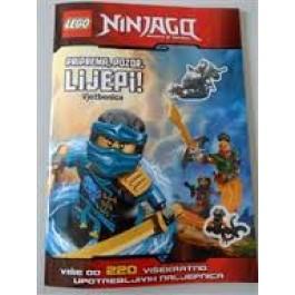 Lego Ninjago Priprema, Pozor, Lijepi VJEŽBENICA