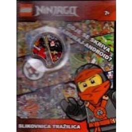 Lego Ninjago Gdje Se Skriva Samuraj Android VJEŽBENICA