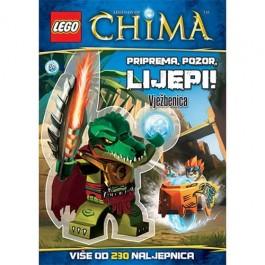 Lego Nexo Knights Priprema, Pozor, Lijepi VJEŽBENICA