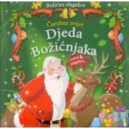 Slagalica Čarobni Svijet Djeda Božićnjaka IGRAČKA PUZZLE