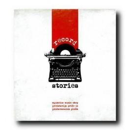 Knjiga Record Stories KNJIGA