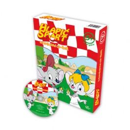 Šegrt Hlapić Hlapić Sport CD-ROM