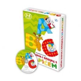 Šegrt Hlapić Učim Slova I Brojke Cd-Rom CD-ROM