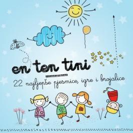 Razni Izvođači En Ten Tini 2 KNJIGA+CD