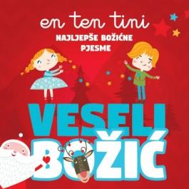 Razni Izvođači En Ten Tini Veseli Božić KNJIGA+CD