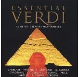 Various Artists Essential Verdi CD