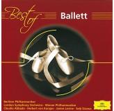 Various Artists Best Of Ballett CD