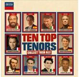 Various Artists Ten Top Tenors CD2