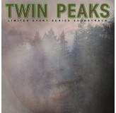 Soundtrack Twin Peaks Limited Score Color Vinyl LP2