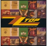 Zz Top Complete Studio Albums 1970-990 CD10