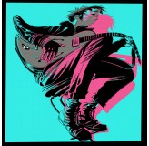 Gorillaz The Now Now Limited CD