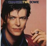 David Bowie Changestwobowie LP