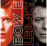 David Bowie Legacy The Very Best Of Bowie CD2