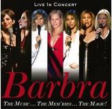 Barbara Streisand The Music...the Memries...the Magic CD