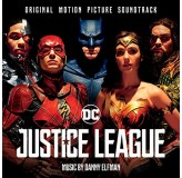 Soundtrack Justice League By Danny Elfman CD2