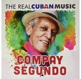 Compay Segundo Real Cuban Music LP2