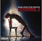 Soundtrack Deadpool 2 CD
