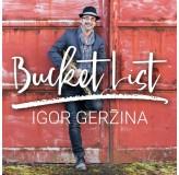 Igor Geržina Bucket List CD/MP3