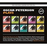 Oscar Peterson Plays CD5