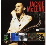 Jackie Mclean 5 Original Albums CD5