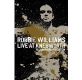 Robbie Williams Live At Knebworth 10Th Anniversary Edition Box CD2+DVD2+BLU-RAY