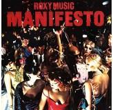 Roxy Music Manifesto LP