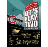 Pearl Jam Lets Play Two Live At Wrigley Field DVD+CD