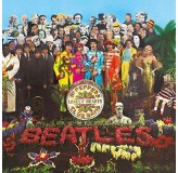 Beatles Sgt. Peppers Lonely Heart Club Band Picture Limited Vinyl LP