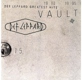 Def Leppard Vault 1980-1995 Greatest Hits LP2