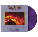 Deep Purple Made In Europe Purple Vinyl LP
