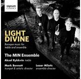 Min Ensemble Light Divine CD