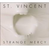St Vincent Strange Mercy CD