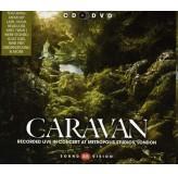 Caravan Recorded Live In Concert At Metropolis Studios CD+DVD