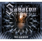 Sabaton Attero Dominatus Re-Armed CD