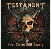 Testament First Strike Still Deadly Limited Digipak CD