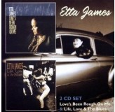 Etta James Loves Been Rough On Me & Life, Love & The Blues CD2