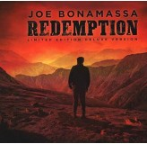 Joe Bonamassa Redemption Deluxe CD