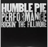 Humble Pie Performance Rockin The Fillmore LP2