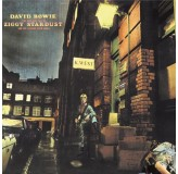 David Bowie Rise & Fall Of Ziggy Stradust & Spiders From Mars Remaster 2012 CD